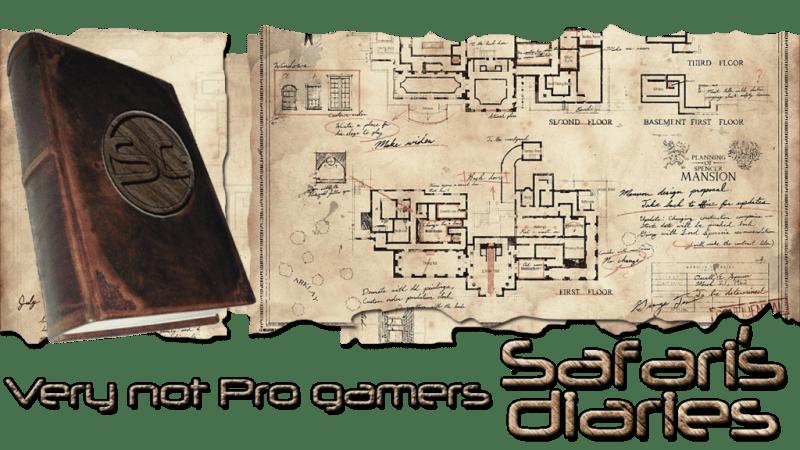 safari's diaries - storie di videogiochi