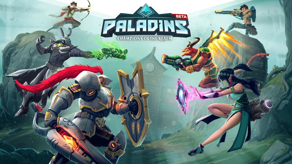 Paladins un Pay To Win