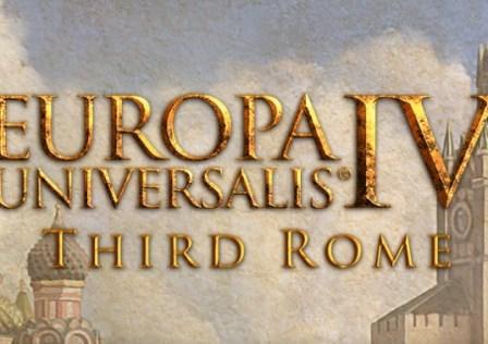 Europa Universalis IV The Third Rome
