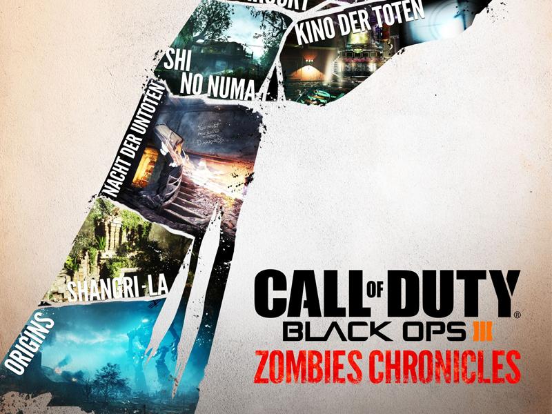 DLC di Call of Duty: Black Ops III, Zombie Chronicles