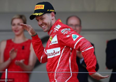 Mitico Vettel