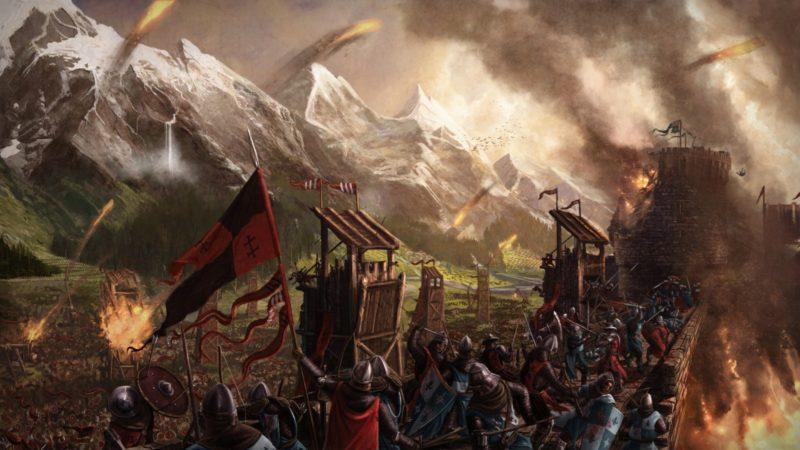 Medieval Kingdom Wars artwork