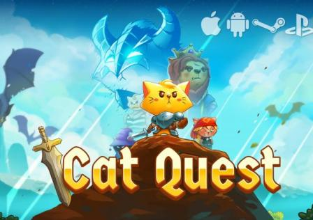 Cat Quest Logo