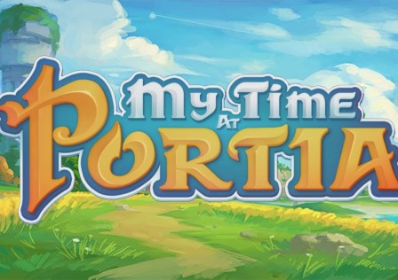 my time at portia logo