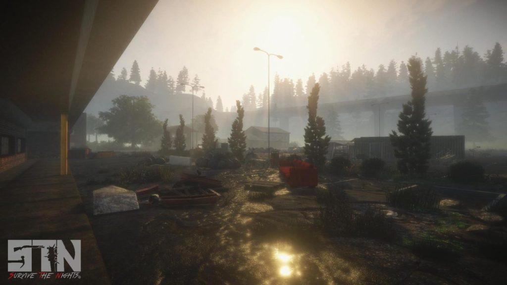 Survive The Nights Screenshot