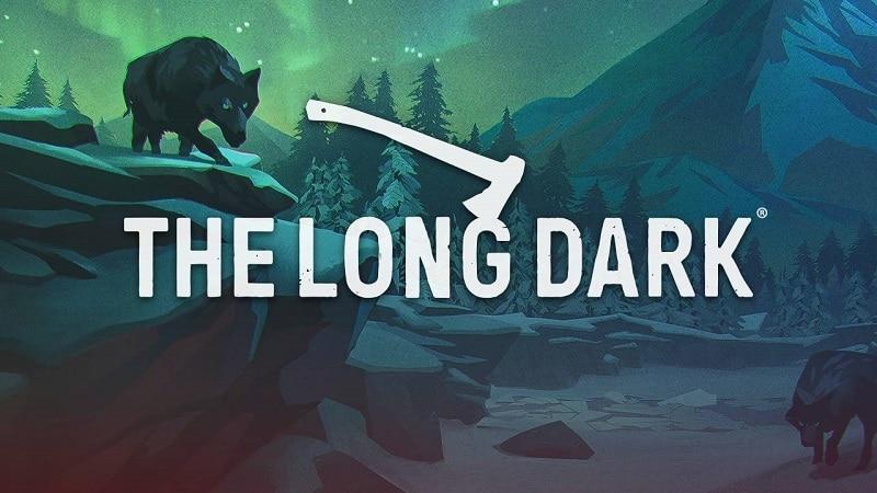 The Long Dark Recensione Logo