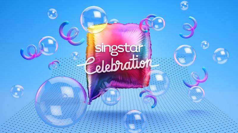 SingStar Celebration Logo