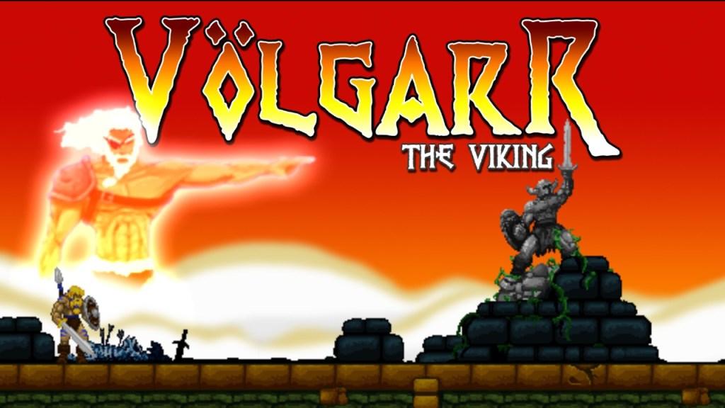 Volgarr The Viking Recensione LOGO