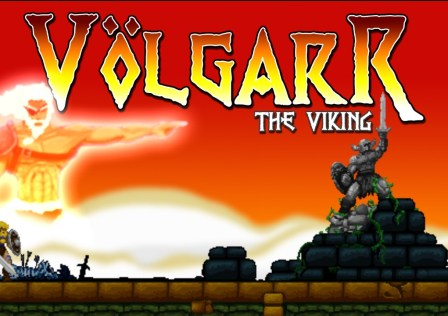 Volgarr The Viking Recensione LOGO