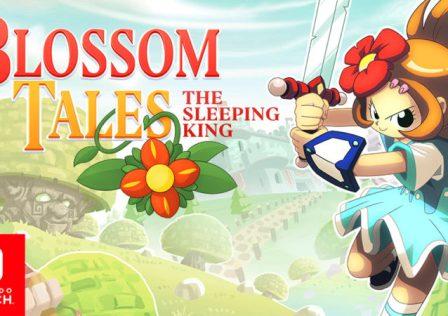 Blossom Tales LOGO
