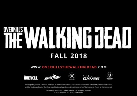 Overkill's: The Walking Dead