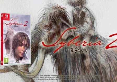 Syberia 2 Switch LOGO