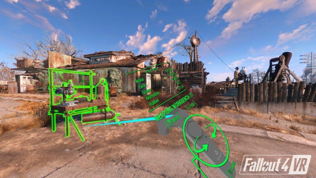 Voci da Steam: Fallout 4 VR