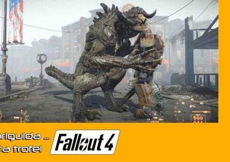 Fallout 4 - lista Trofei, Archievements - PC, Xbox1, PS4