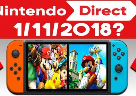 Nintendo Direct 11 gennaio 2018