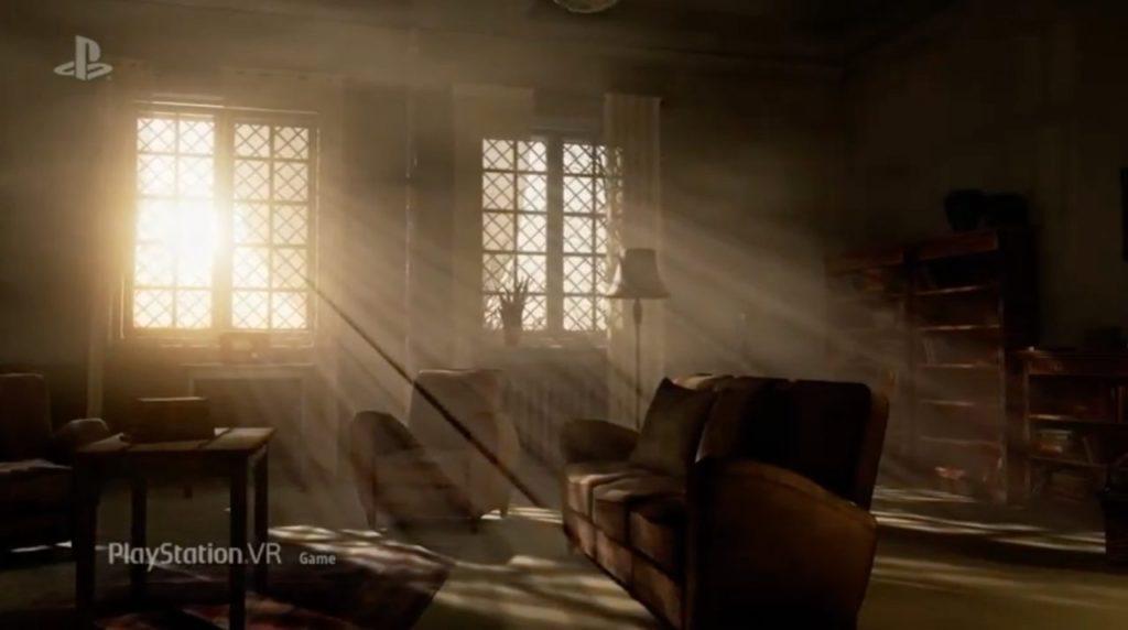 Salotto di The Impatient - Particolare della luce