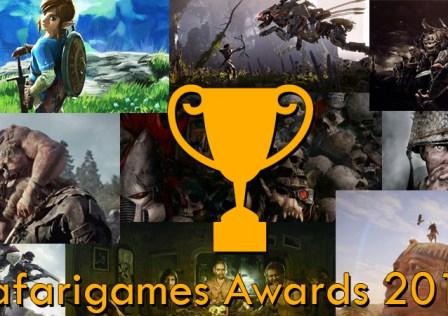 Safarigames Awards - Il meglio e il peggio del 2017
