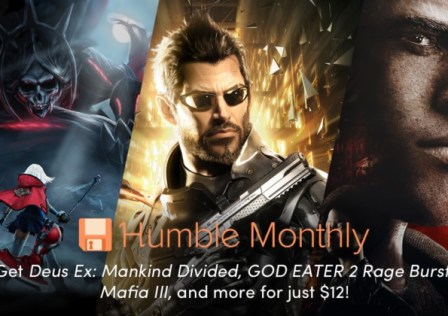 Humble Monthly Aprile 2018