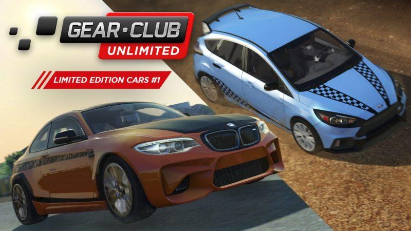Gear Club Unlimited DLC