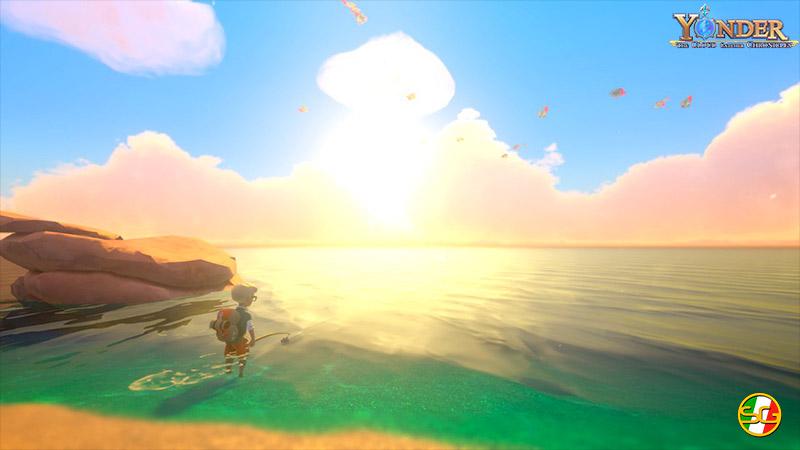 Yonder The Cloud Catcher Chronicles Switch screenshot 2