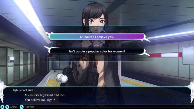 The Lost Child Visual Novel