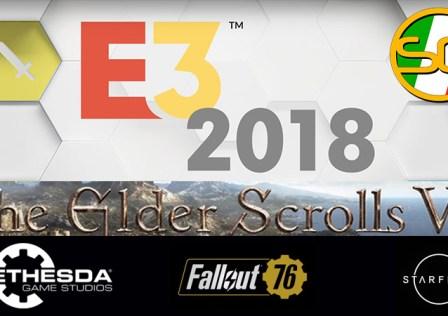 E3 2018 - La conferenza di Bethesda