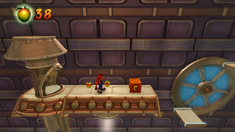 Crash Bandicoot Warped Nintendo Switch