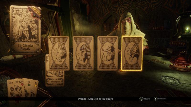 La personalizzazione in Hands of Fate 2