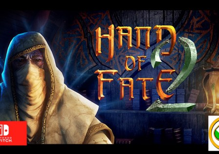 Hands Of Fate 2 LOGO Switch