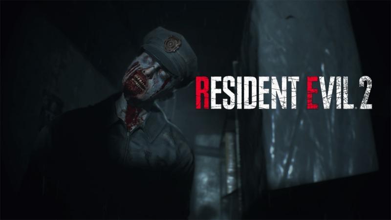 Resident Evil 2 gameplay per resident evil 2