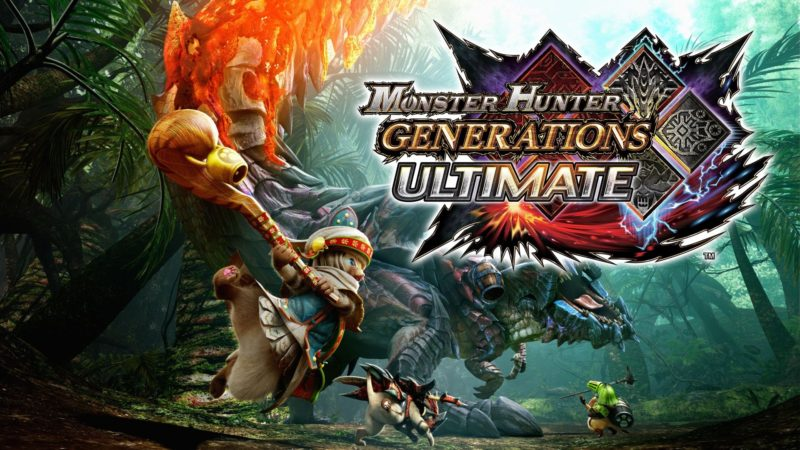 MH Generations Ultimate recensione