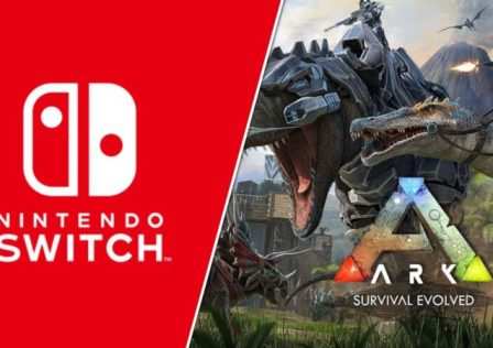ARK Survival Evolved Switch