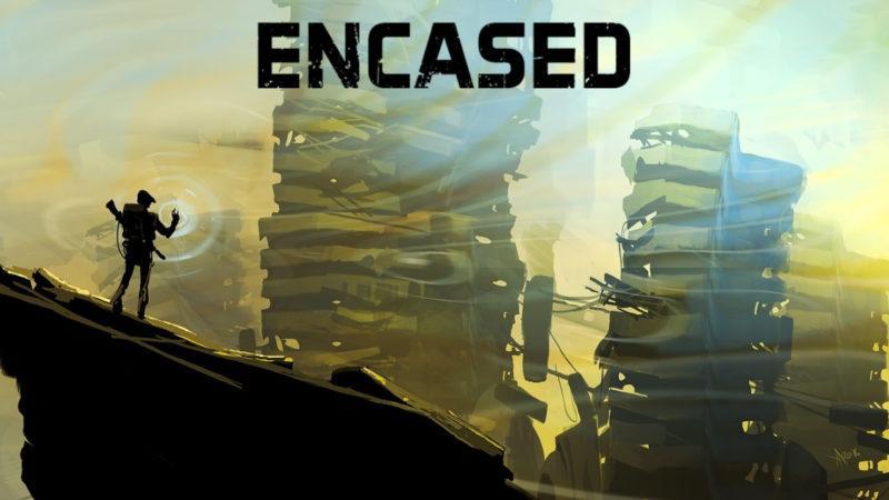Encased