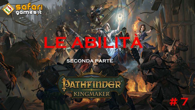 PATHFINDER ABILITÀ 2