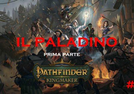 pathfinder - paladino