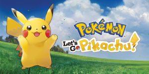 Pokemon esclusivi Let's Go Pikachu