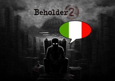 Beholder 2 in Italiano