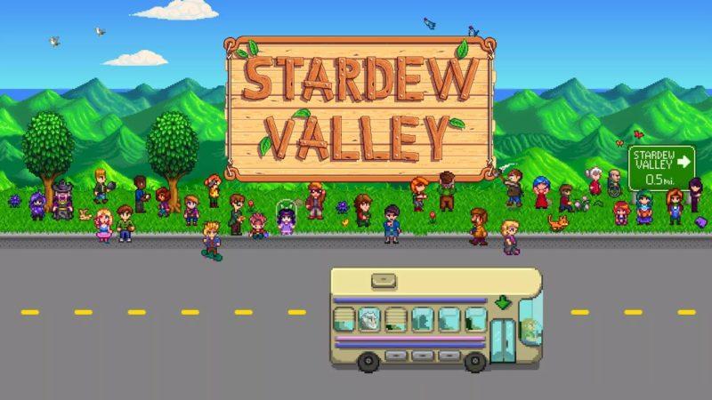 Stardew Valley Playstation 4 update