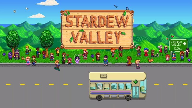 Stardew Valley Playstation 4 update