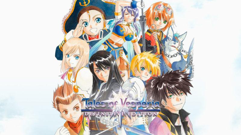 Tales of Vesperia LOGO recensione