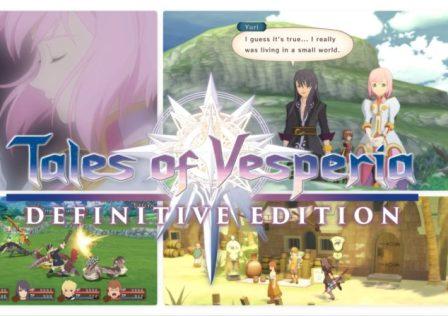 Tales of Vesperia LOGO