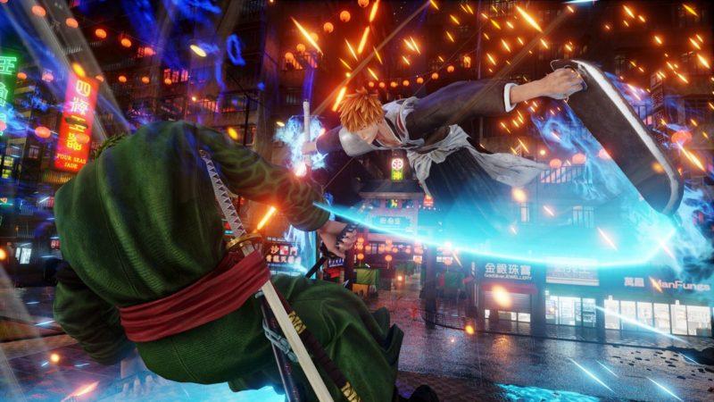 SafariGames Italia Impressioni sulla Beta di Jump Force Jump Force, Videogiochi Giapponesi