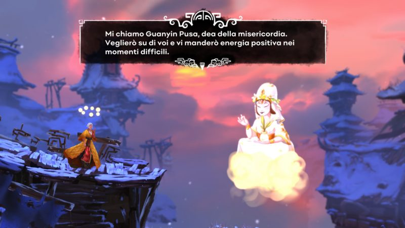 Recensione Unruly Heroes: Guanyin Pusa