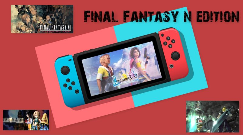 Final Fantasy Switch