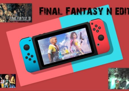 Final Fantasy Switch