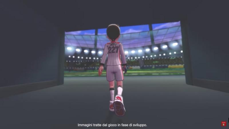 Il colosseo in Pokemon Spada e Scudo
