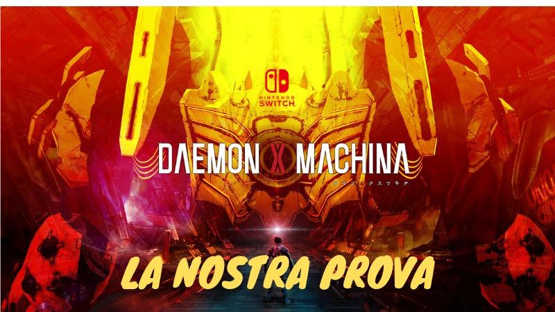 provato Daemon X Machina