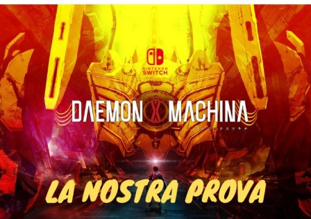 provato Daemon X Machina
