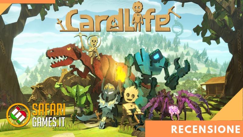 CardLife - Recensione