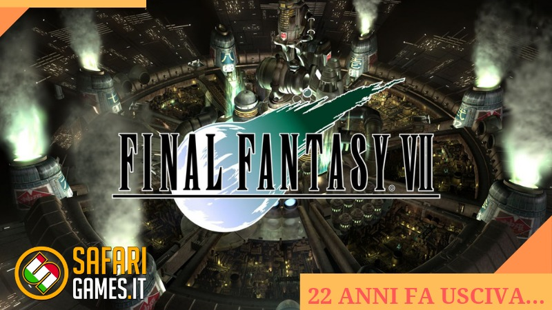 Final Fantasy VII Switch